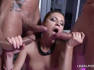Gina Gerson - Assfucked Forth Stripclub - HARDCORE MOVIE