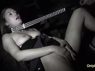 Dark Hair Bitches Bianca Stone Together with Reputation Nine Licking Together with Rubbing Outdoors - Xozilla Porn Telly