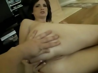 Debased Housewife Gets An Anal Experience
