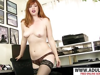 Beautiful Stepmom Amber Genesis  Gets humped Separate Touching Step-son - amber dawn