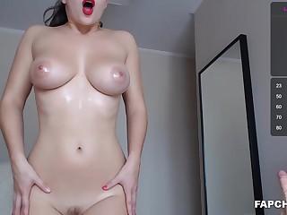 Amateur, Oil, Slut, Squirt, Whore