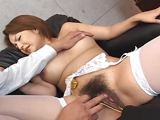 puristic pussy mature needs more than a penis for the orgasm