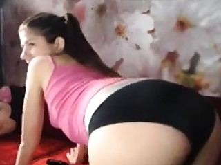 Sultry Silly Selfie Teens video (497)