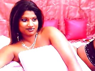 Be in charge Indian girl with big dark areolas