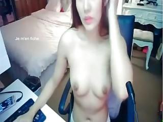 SL - AMA(裸慰) Webcam-girl sex relating to ShowLive&UT livecam website