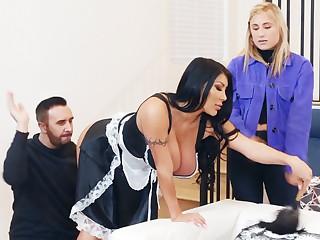 Black big tits