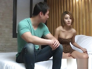 Korean Porn Hot Korean Fondled Thimbleful Panties!