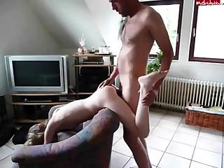 Sexy-Eve - Geiler Fick mit Creampie