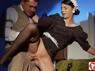 Live-in lover Sexually Indulges His Master's Cock