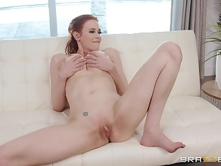 After a long day nothing is good for Maitland Ward like ramming a dick
