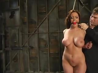 Christina Carter bondage torment part 1