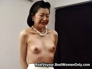 Midget Asian Japanese Granny Fucked With Toys 6