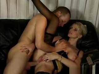 Astonishing adult video MILF new feel attracted to in your dreams