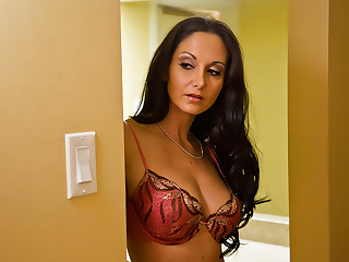 Ava Addams needs money together with cock