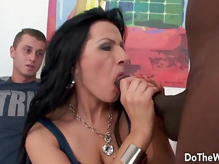 Do The Wife - A Big Cock to Fill Her Indiscretion Compilation