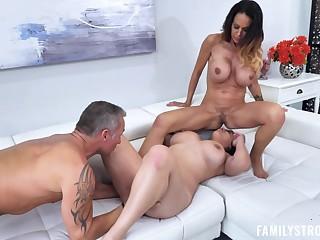 MILFs to huge tits, illogical home porn on a same gumshoe