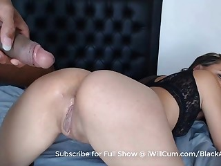 PAWG Teenager Takes Hideous BBC Creampie In Her Cunt added to Arse